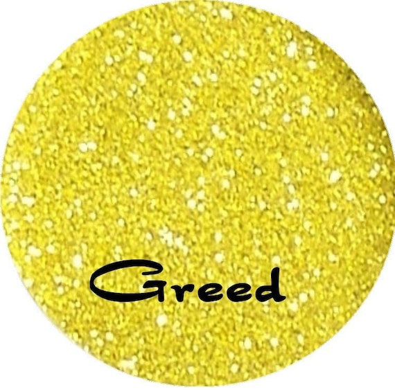 GREED Green Gold Cosmetic Glitter CLEARANCE 20% OFF