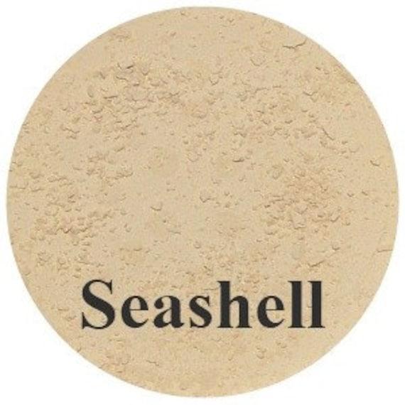 SEASHELL Matte Mineral Foundation 20 Gram Sifter Jar Makeup
