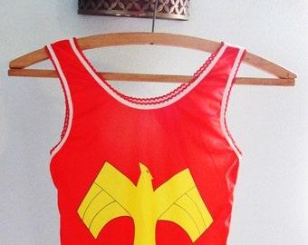 Wonder Woman Tank Top Underoos