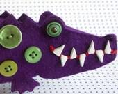 Crocodile Pencil Holder