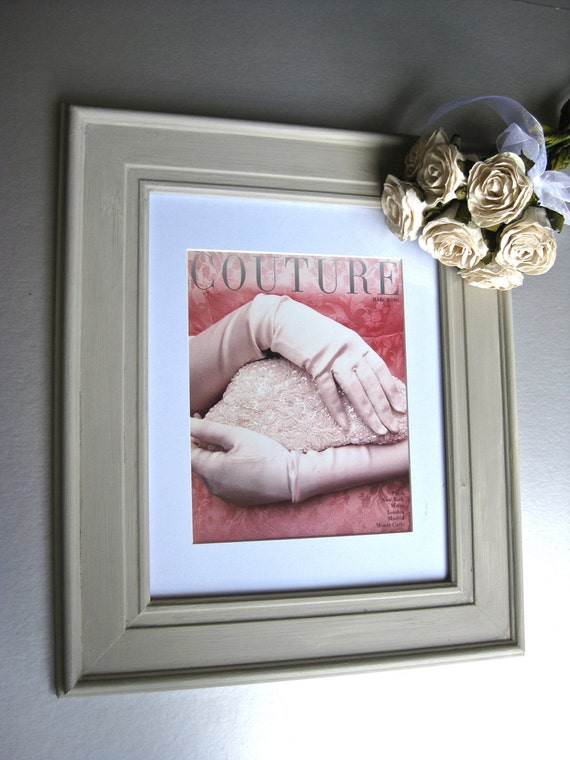 Pictures of Couture Magazine Wall Art - kidskunst.info