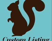 Custom Listing for Muxoriginals
