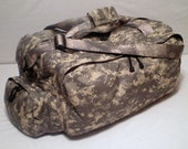 ACU Camo Gear Bag, Duffel bag