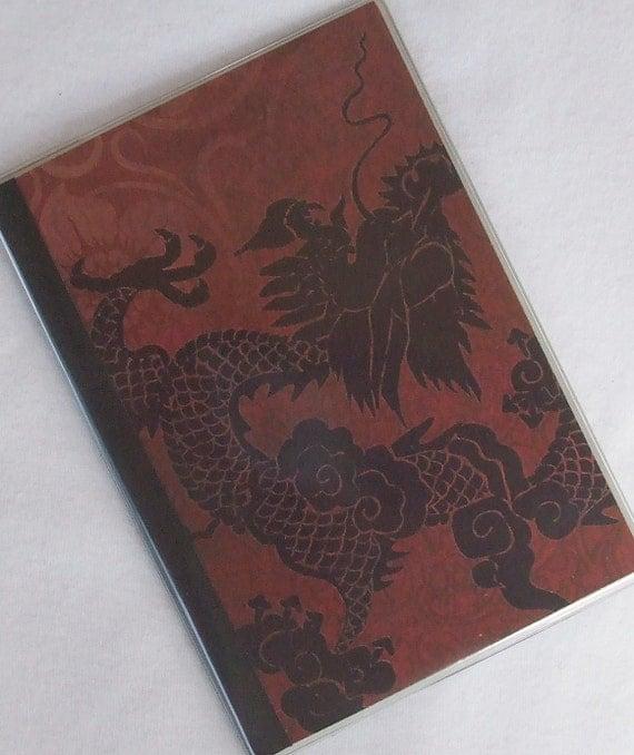 PASSPORT COVER - Eastern Dragon