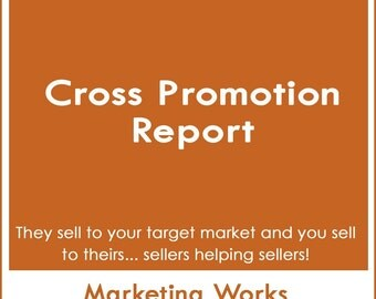 Cross Promotion Report Marketing Success