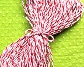 Very Berry Bakers Twine in Red & Pink - Limited Edition - 15 Yard Bundle (Divine Twine)