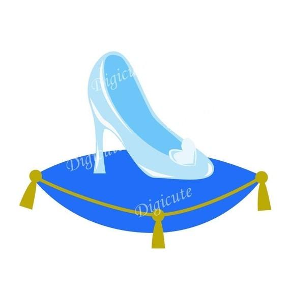 Vector Cinderella S Shoe