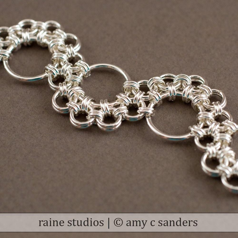 Sterling Silver Jump Rings For Chainmail
