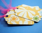 Sunny Patch RECYCLED GIFT TAGS - set of 6