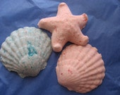 Down by the SeaShore Bath Bombs -- 3 pack