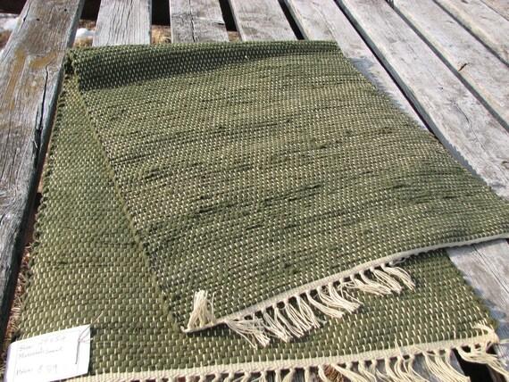 Wool Rug, 24x59