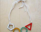 Super-Kinder necklace