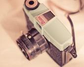 Mint Pink Lomo - lomography print, lomo camera, lomo photography, lomography 5x7