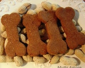 Gluten Free Peanut Butter Barkies Dog Treats Large