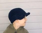 Jonny Newsboy cap - Made to order - 2T -  girl or boy
