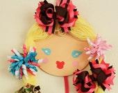 Custom Hair Bow Holder