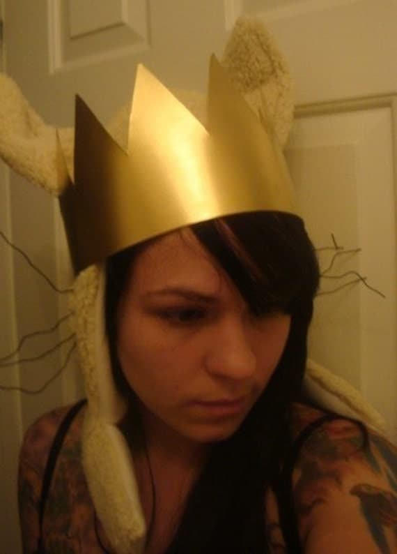 movie replica -Where the Wild Things Are -hood\/hat