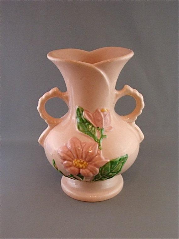 Vintage Hull Art Magnolia Vase