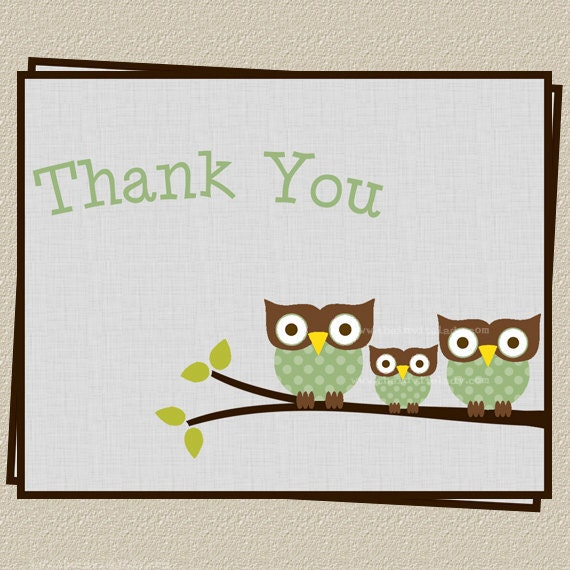 owl baby shower thank you notes look whoo 39 s having a baby set of 50