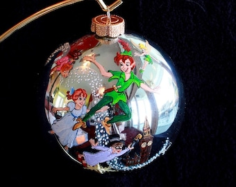 Hand Painted Ornament with Pop. Characters item 60