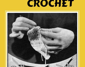 Weldon's 4D (28) c.1930's - ABC of Crochet