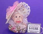 Louise in Summertime Chintz