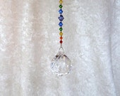 Suncatcher, Rainbow Teardrop