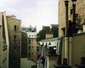 Polaroid print - 290, rue de Vaugirard