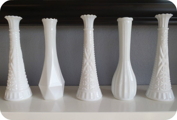 Instant Milk Glass Collection (5 Pieces)