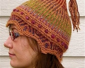 Renaissance Hat knitting pattern