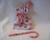 Pink Hello Kitty Christmas Gift Bags