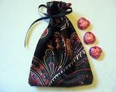 Black Gypsy Gift Bags - tabachin