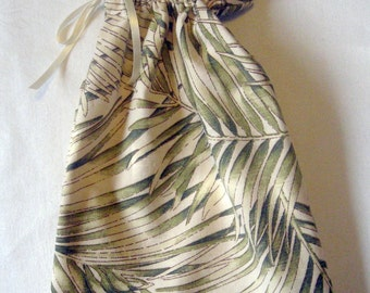 Palm Leaf Gift Bag Large