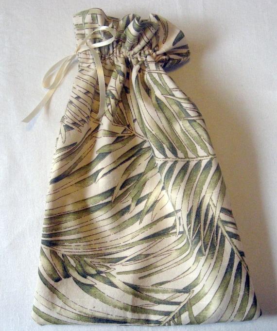 Palm Leaf Gift Bag Large