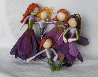 Build Your Own -  Fairy Doll Kit