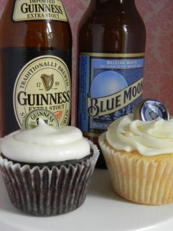 Father's Day - Beer Cupcakes