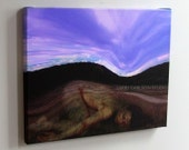 Sleep in the Ground...16x20 gallery wrap canvas