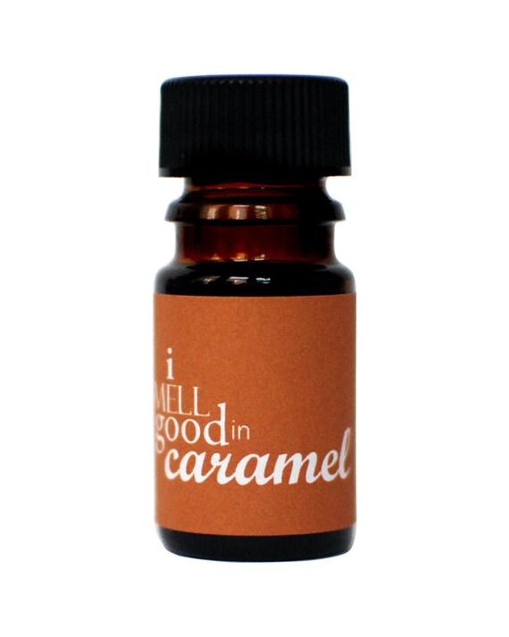 I Smell Good in CARAMEL Perfume Oil