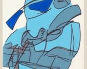 Blind Contour Stormtrooper