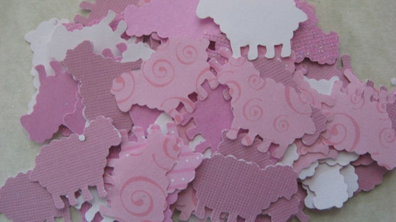 RESERVED for Elaine   Dreaming in Pinks     Sheep    400  pc