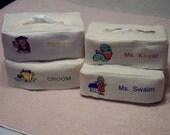 Tissue Box Decorative Cover