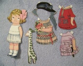 Paper Doll in Fabric