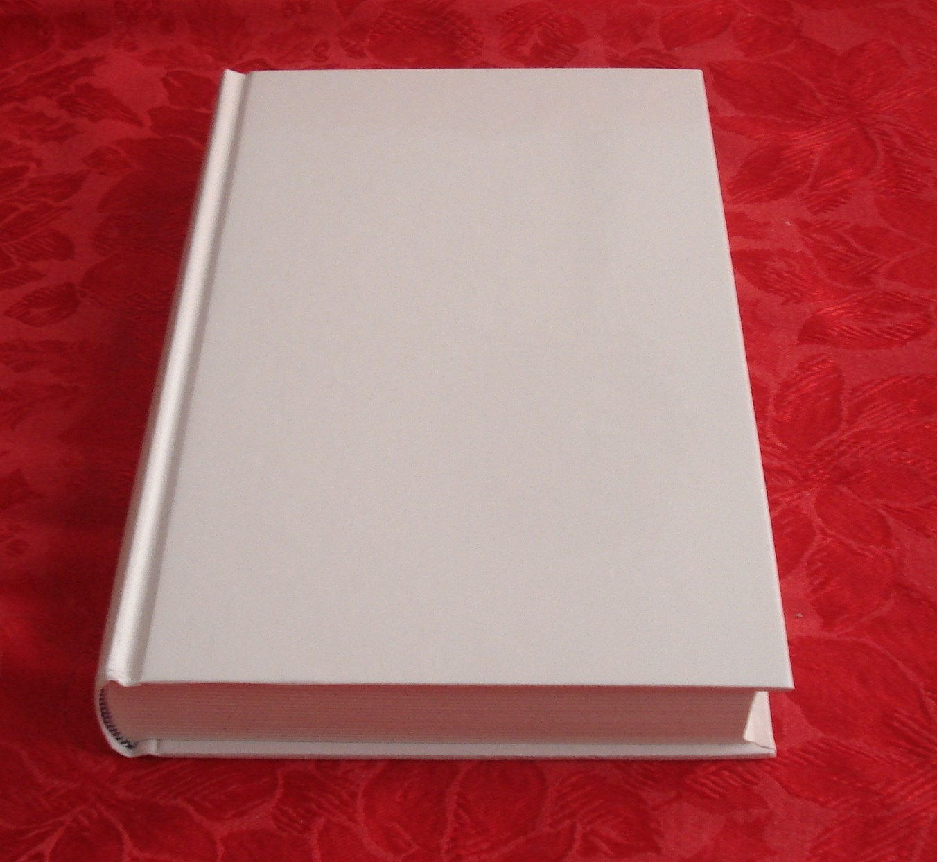 blank hardcover pages hemingway verbs favorite