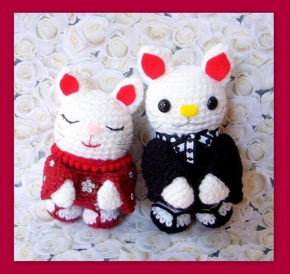 Maneki Neko Amigurumi Patron : Amigurumi patterns - Japanese Maneki Neko / Lucky Cat ...