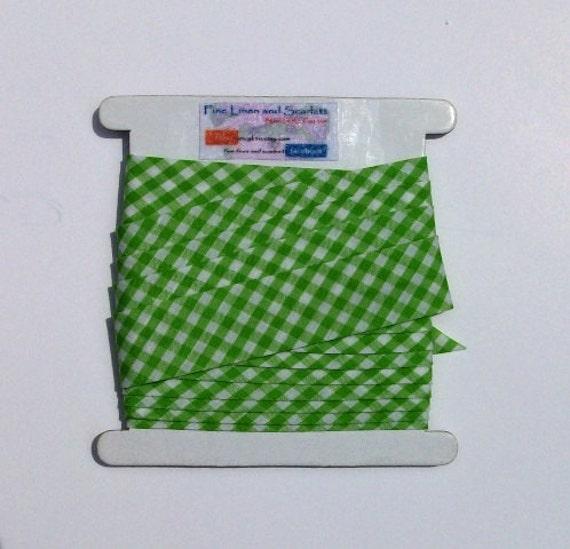 SALE-1 inch Single Fold Bias Tape
