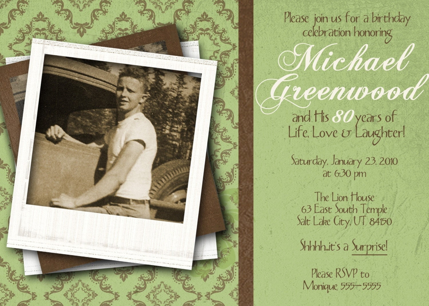 Wording For 90Th Birthday Party Invitations as luxury invitations sample