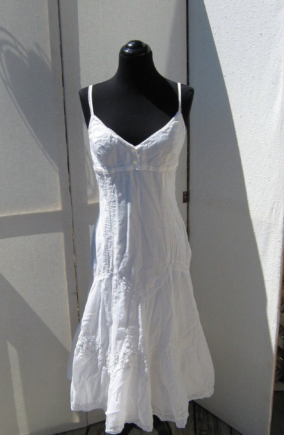 slip dress wedding dress ralph lauren white boho hippie dress