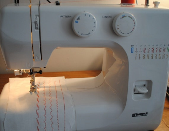 kenmore sewing machine 15358