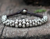 Ball Silver Bracelet