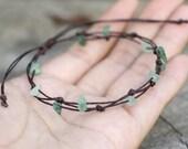 Simple Jade Bracelet